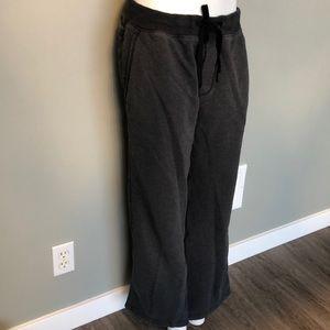 Men's Lululemon size Large cotton sweat pants